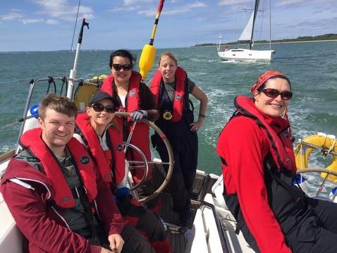 how do I get into sailing